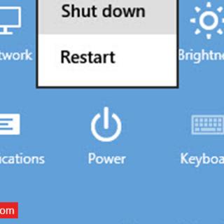 إصلاح مشكلات إيقاف و إعادة التشغيل فى ويندوز 8 وما بعده