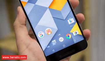 تحميل خلفيات هاتف Nexus 6P بنكهة أندرويد مارشميلّو