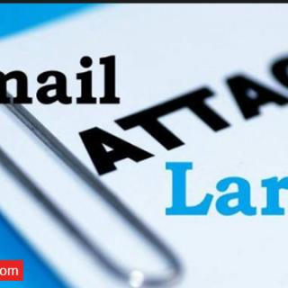كيفية ارسال ملفات كبيرة الحجم من خلال Gmail, Yahoo and Outlook (1)