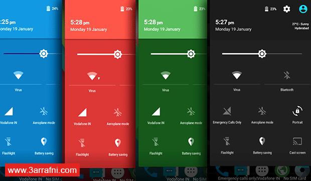 كيفية تثبيت رووم CyanogenMod 12.1 على هاتف OnePlus 2 بدون رووت (3)
