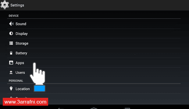 كيفية تسجيل الخروج من تطبيق فيس بوك ماسنجر (3)