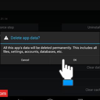 كيفية تسجيل الخروج من تطبيق فيس بوك ماسنجر