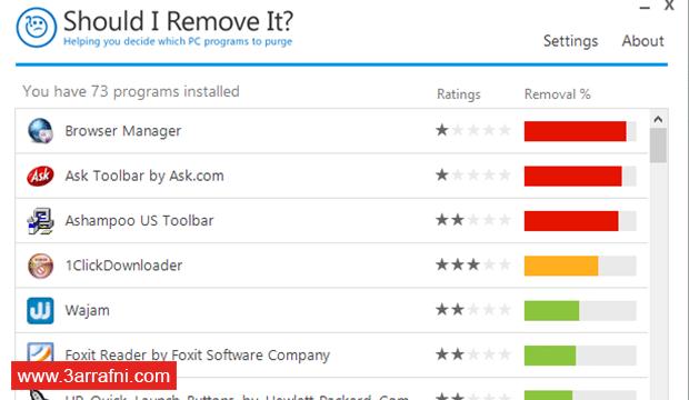 ما هو الـ Crapware وكيف تحمى حاسبك الشخصى منهُ (4)
