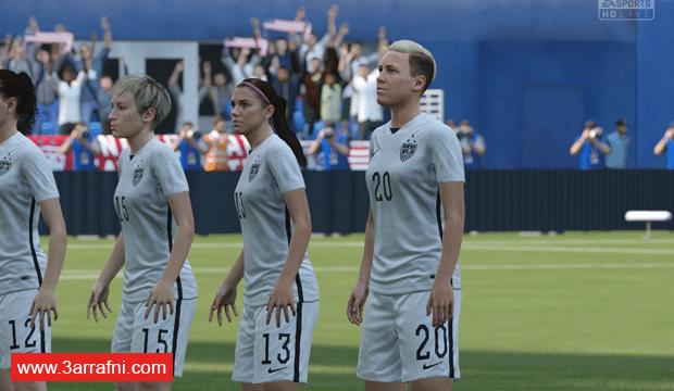 مواصفات و متطلبات تشغيل لعبة فيفا 2016 FIFA 16 (2)