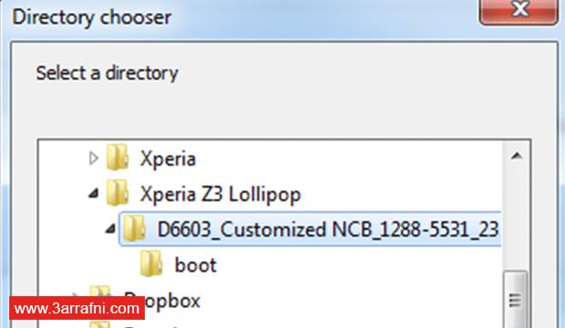 تحميل سوفت وير و رومات جميع أجهزة SONY™ XPERIA (5)