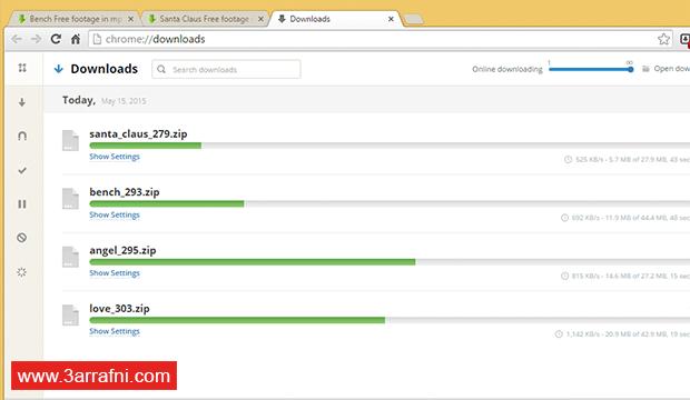تحميل متصفح Citrio Browser أفضل متصفح من حيث السرعة و الأمان و تحميل الملفات (2)