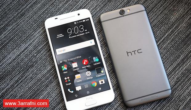 مراجعة و تقييم هاتف HTC One A9 أول هاتف أيفون بنظام الأندرويد مع السعر (7)