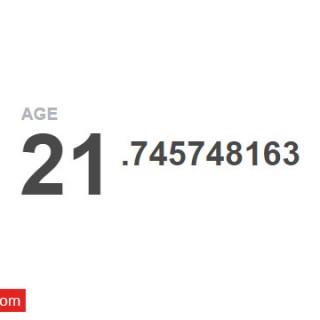 اضافة Motivation لمتصفح جوجل كروم لحساب عمرك