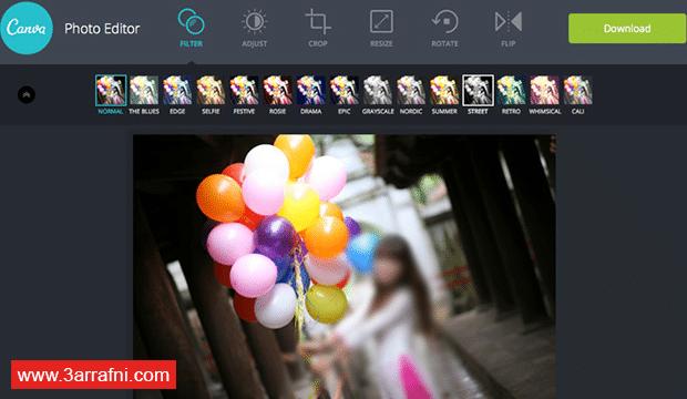 تعديل الصور و منتجة الفيديو و الاغاني و الموسيقي (2)