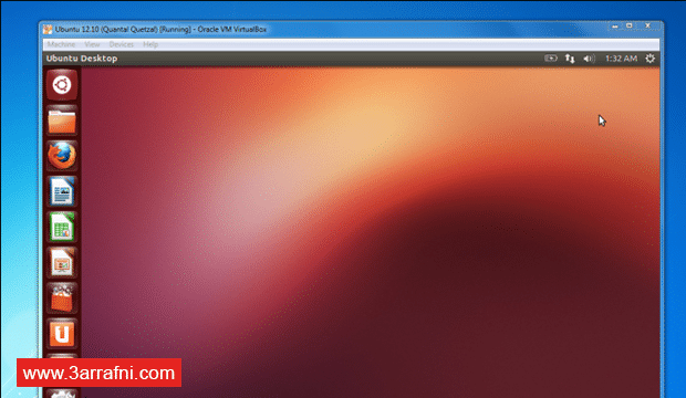 تشغيل برامج توزيعات لينكس على نظام ويندوز (1)