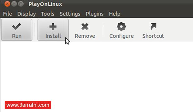 تشغيل برامج و العاب الويندوز على توزيعات اللينكس (7)