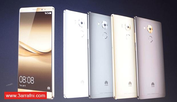 مواصفات و مميزات هاتف Huawei Mate 8 مع السعر (2)