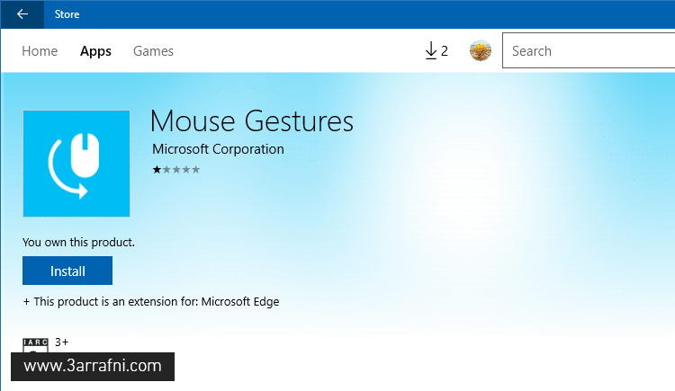Mouse Gestures