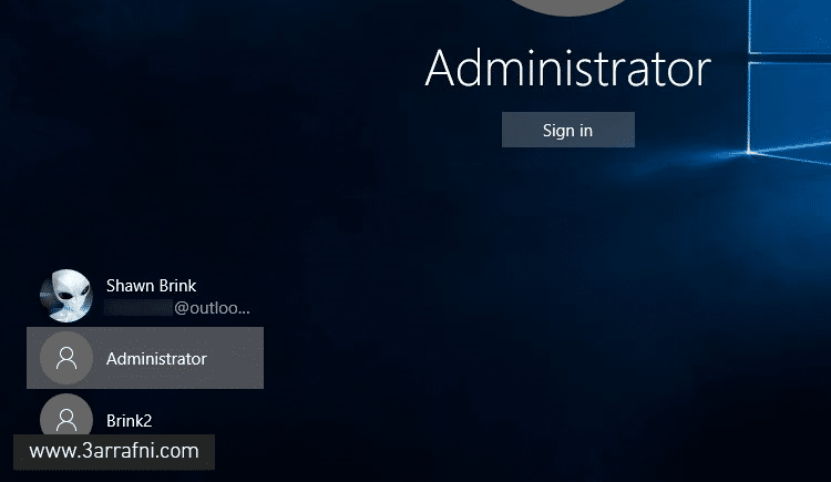 administrator-account