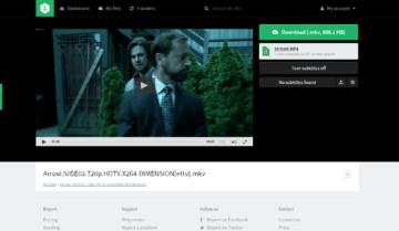 موقع bitport لمشاهدة افلام تورنت اونلاين بدون تحميلها علي جهازك