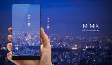 كل ما تريد معرفته عن Xiaomi Mi Mix مواصفات وسعر