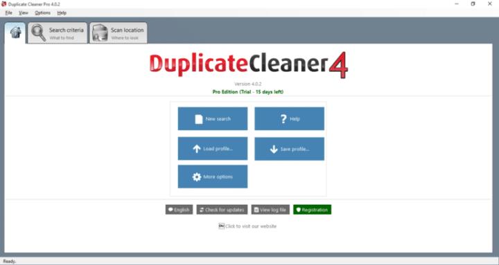 كيف تقوم بإزالة الملفات المُكررة على حاسوبك على نظام ويندوز 7 او 8 او 10 بإستخدام برنامج Duplicate Cleaner