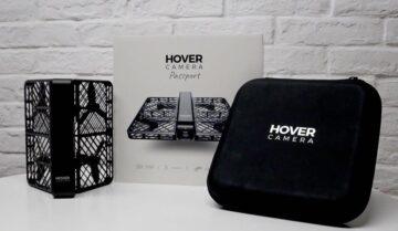 تعرف علي الكاميرا الطائرة Hover Camera