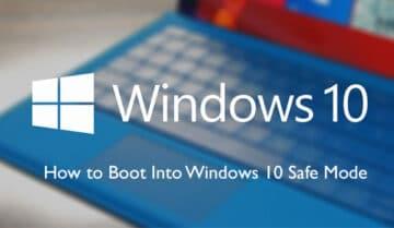 3 طرق لتشغيل وضع save mode في ويندوز 10 و  8 و 8,1 windows