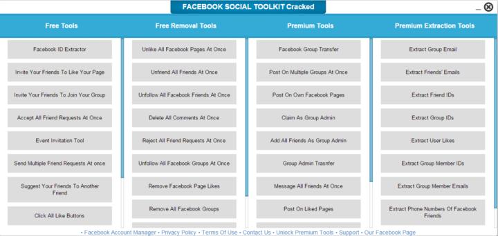 أضافة جديدة من كروم لمساعدتك في استخدام Facebook
