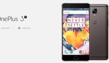 مواصفات وسعر هاتف OnePlus 3T 5