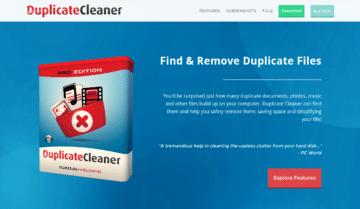 برنامج Duplicate Cleaner لإزالة الملفات المُكررة علي نظام ويندوز