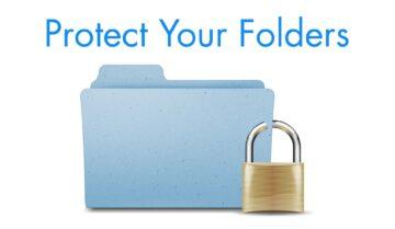 5 برامج لحماية الملفات بكلمة مرور على نظام Windows