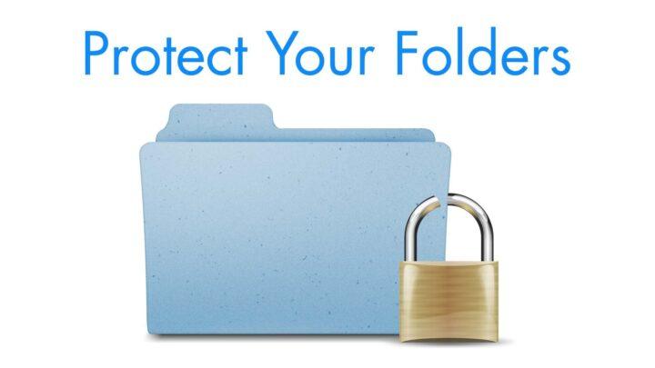 خمس برامج لحماية الملفات بكلمة مرور على نظام Windows