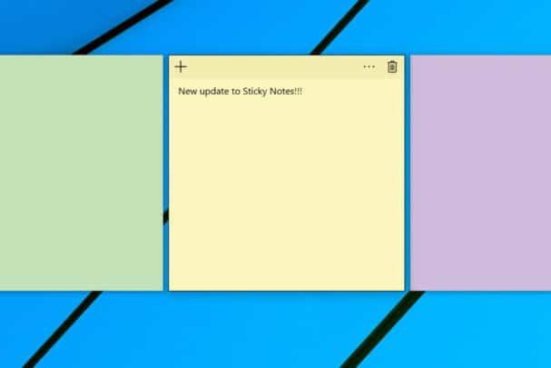 كيفية استرجاع الملاحظات السابق حذفها على برنامج Sticky Notes