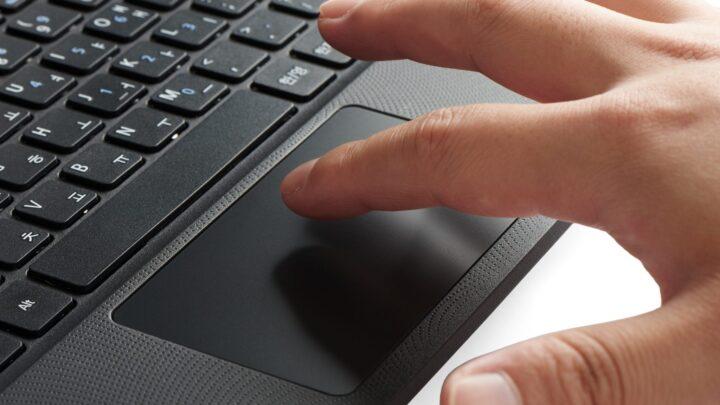 حل مشكلة Touchpad في ويندوز 10