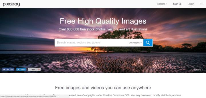 5 مواقع للحصول على صور بدقة عالية مجاناً 3