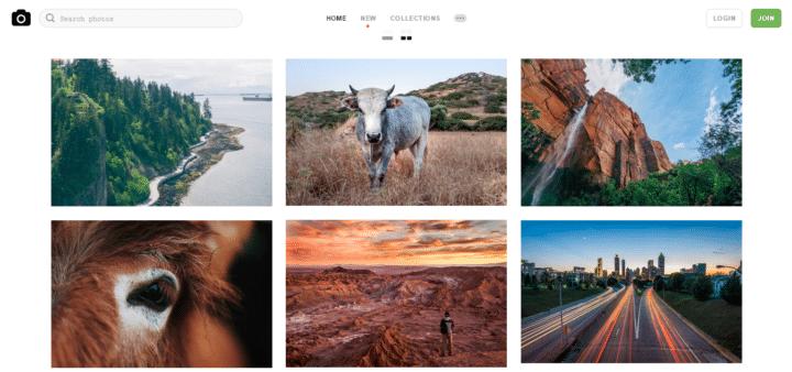 5 مواقع للحصول على صور بدقة عالية مجاناً 2