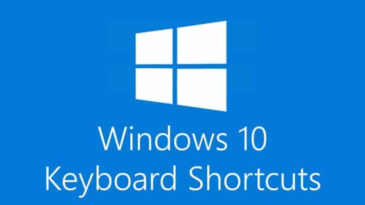 أهم 7 اختصارات فى لوحة المفاتيح ل ويندوز 10 windows 1