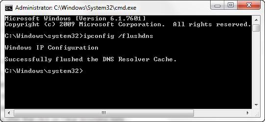 كيفية حل مشكلة ERR_NETWORK_CHANGED 5