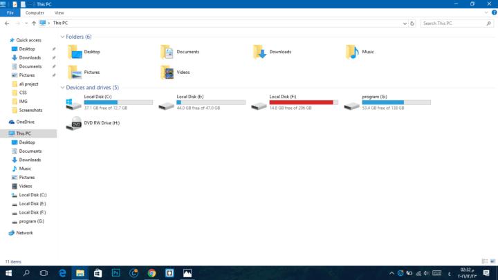 أهم 7 اختصارات فى لوحة المفاتيح ل ويندوز 10 windows 5