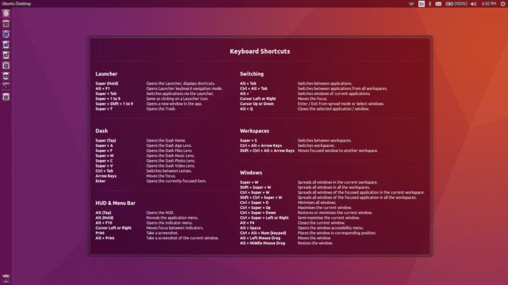 [ سلسلة أوبنتو ] التعرف على واجهة أوبنتو Ubuntu 5