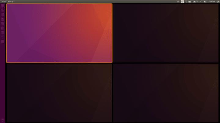 [ سلسلة أوبنتو ] التعرف على واجهة أوبنتو Ubuntu 6