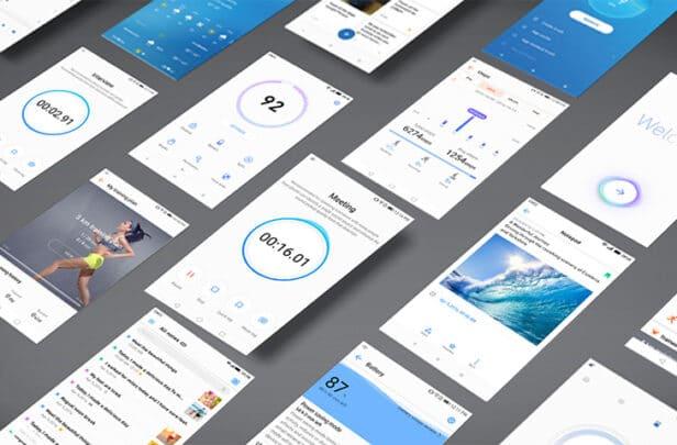 مراجعة واجهة EMUI 5.0 على هواتف هواوي