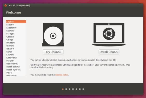 [ سلسلة أوبنتو ] كيفية تثبيت توزيعة أوبنتو ubuntu 2