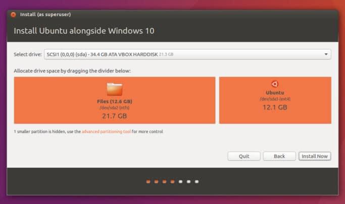 [ سلسلة أوبنتو ] كيفية تثبيت توزيعة أوبنتو ubuntu 5