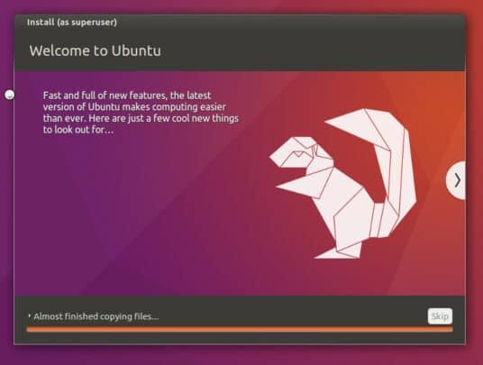 [ سلسلة أوبنتو ] كيفية تثبيت توزيعة أوبنتو ubuntu 7