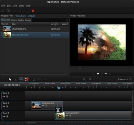أفضل 5 برامج لتحرير الفيديوهات على توزيعة Ubuntu