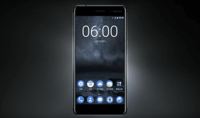 مواصفات ومميزات هاتف نوكيا Nokia 6 الجديد مع السعر 4