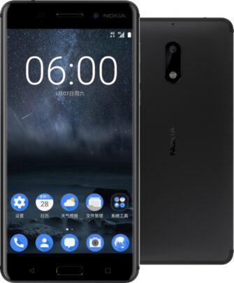 مواصفات ومميزات هاتف نوكيا Nokia 6 الجديد مع السعر 6