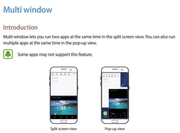 5 مميزات جديدة فى واجهة TouchWiz بإصدار اندرويد نوجا 7.0 4