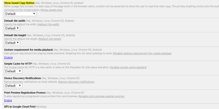 طريقة حفظ صفحات الويب عل جوجل كروم لتصفحها لاحقاً بدون انترنت 2