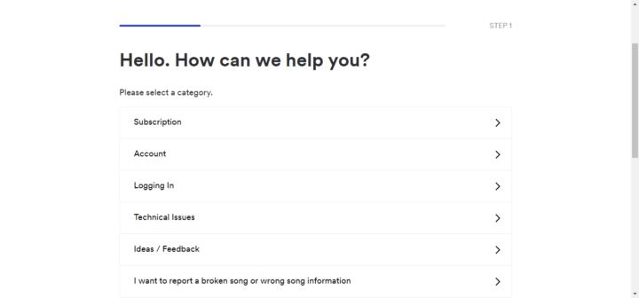 """طريقة حذف حساب سبوتيفاي """" Spotify """" الخاص بك 5"""