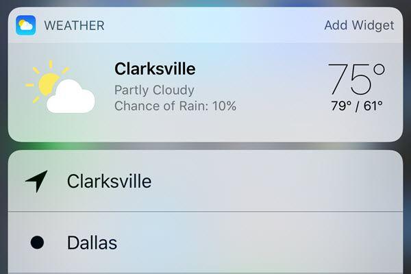 أفضل 10 مميزات في iOS 10 ستحصل عليها بعد التحديث 6
