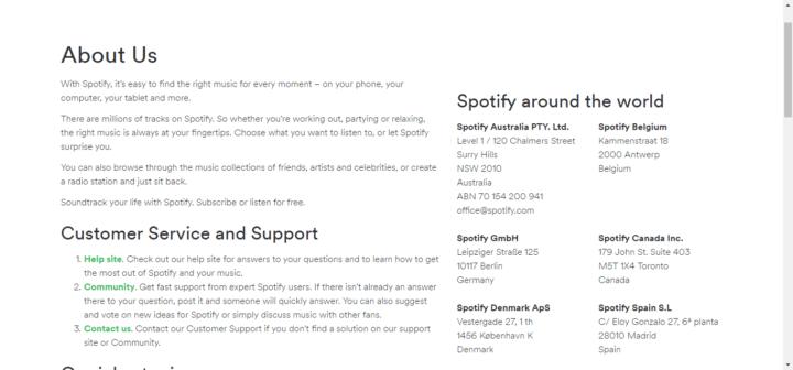 """طريقة حذف حساب سبوتيفاي """" Spotify """" الخاص بك 4"""