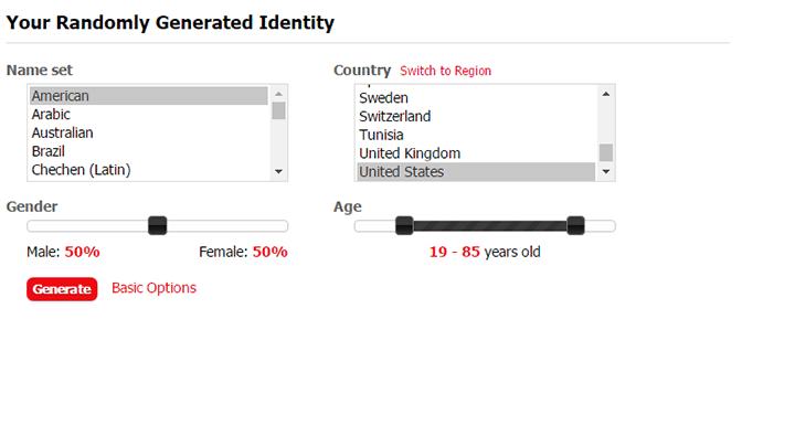 كيف تحصل على عنوان و رقم امريكي وهمي بكل سهولة 3